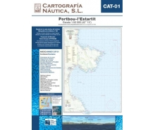 Cataluña Letters nautical charts