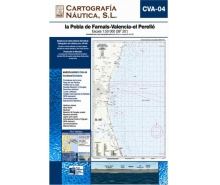 Valencia Letters nautical charts