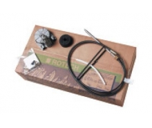 Kits Steering cable + Helm