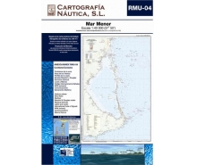 Murcia Letters nautical charts