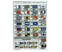 International Code of Signals Chart