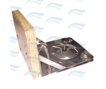 Supports Outboard Motor For Platform