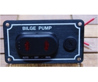 Horizontal Bilge Pump Panel