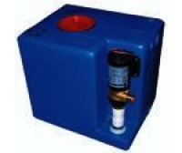 Sewage Tank 60 L With Pumps