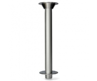 Table Base in Aluminum 700 mm with Base in Aluminum
