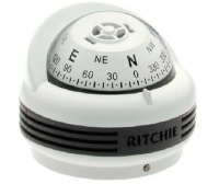 Compas Ritchie Trek White Without Bracket