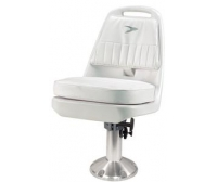 Chair Seat with Adjustable Pedestal Wise