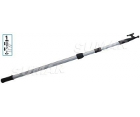 Ocean Aluminum Telescopic Boat Hook 130-240