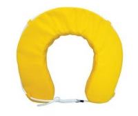 Lifeguard Horseshoe Yellow Ocean