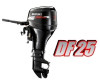 Suzuki 4-stroke DF  25 AS Outboard Motor