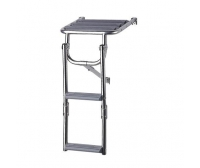 Nuova Rade Ladder Platform Wide Steps