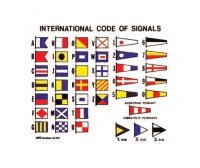 International Code of Signals Chart Nuova Rade