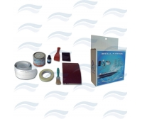 Kit Protector Quilla y Casco 1.2 mt Barcos 4.2 mt