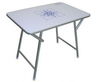 Rectangular Folding Table 880 x 440 mm Forma Marine