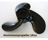 Aluminum Propeller 7 3/8 Pitch 6