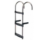 Ocean Bay Usa Fixed Stainless Steel Ladder 3p