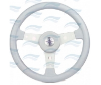 Luisi 50th Delfino 310 mm Grey Steering Wheel Boat