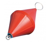 Nuova Rade 66cm Orange Mooring Buoy Bi-Conical With Ring