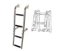 Ocean Bay Usa Boat Ladder 565mm x 180mm 3p Inox 316