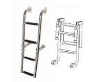 Ocean Bay Usa Boat Ladder 760mm x 180mm 4p Inox 316
