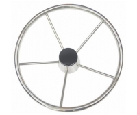 Steering Wheel  390 mm Inox