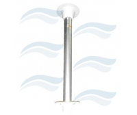 680 mm Aluminum Table Stand with Pvc Base