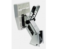 Lalizas Inox Outboard Bracket For Engine 50 Kg-Pvc-5 Adjustment
