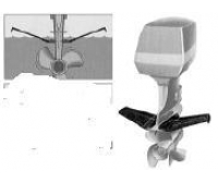 Imnasa +50 Hp Stabilizing fins Hidrotastica Outboard Attwood