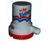 Bomba de Achique Sumergible Rule R1500 5678 L/h