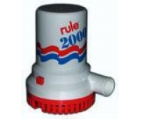 Bomba de Achique Sumergible Rule R2000 7571L/h
