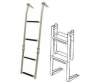 Ocean Bay Usa Articulated Ladder to Fix in Platform 960
