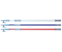 Blue Telescopic boat hook Imnasa