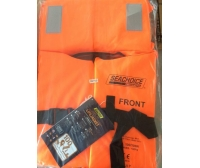 VIP 150 Nw +40 Kg Seachoice Lifejacket for Adult