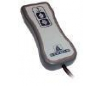 Hand-held wired remote control, type A