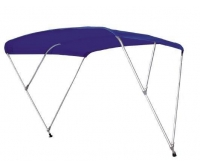 Ocean Aluminum Blue Bimini Top 130 cm 140 High