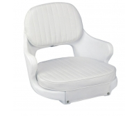 Seat 520x470x420mm White with Cushions