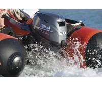 Outboard Motor Yamaha F  15 CEPL Power Trim