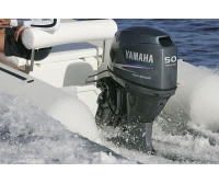 Outboard Motor Yamaha F  50 HETL Power Trim