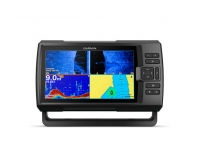 Garmin Striker Plus 9 sv with GPS Fishfinder with Transducer  GT52HW-TM