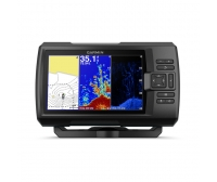 Garmin Striker Plus 5 cv Fishfinder with GPS  with Transducer GT20-TM