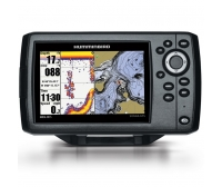 Humminbird Helix 5 DI G2 Fishfinder with Transducer