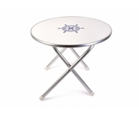 Round Foldable Table 610 mm Forma Marine