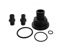 Nuova Rade Kit Connectors Straight for Deposits 38 mm