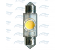 Bombilla Bayoneta Led 1W-12V / 10x30 mm.