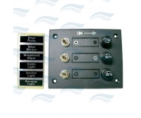 Panel 3 Interruptores con Fusible Imnasa
