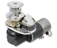 Lofrans Project  X2 1000w 12v-Chromed-6mm Electric Windlass