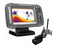Lowrance HOOK 2 4X Fishfinder with Transducer