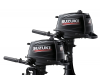 Suzuki 4-stroke   DF 5  AS Outboard Motor
