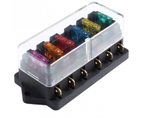 Ocean Fuse Holder box 6 pos