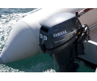 Outboard Motor Yamaha  FT   9.9 LEX high thrust extralonge